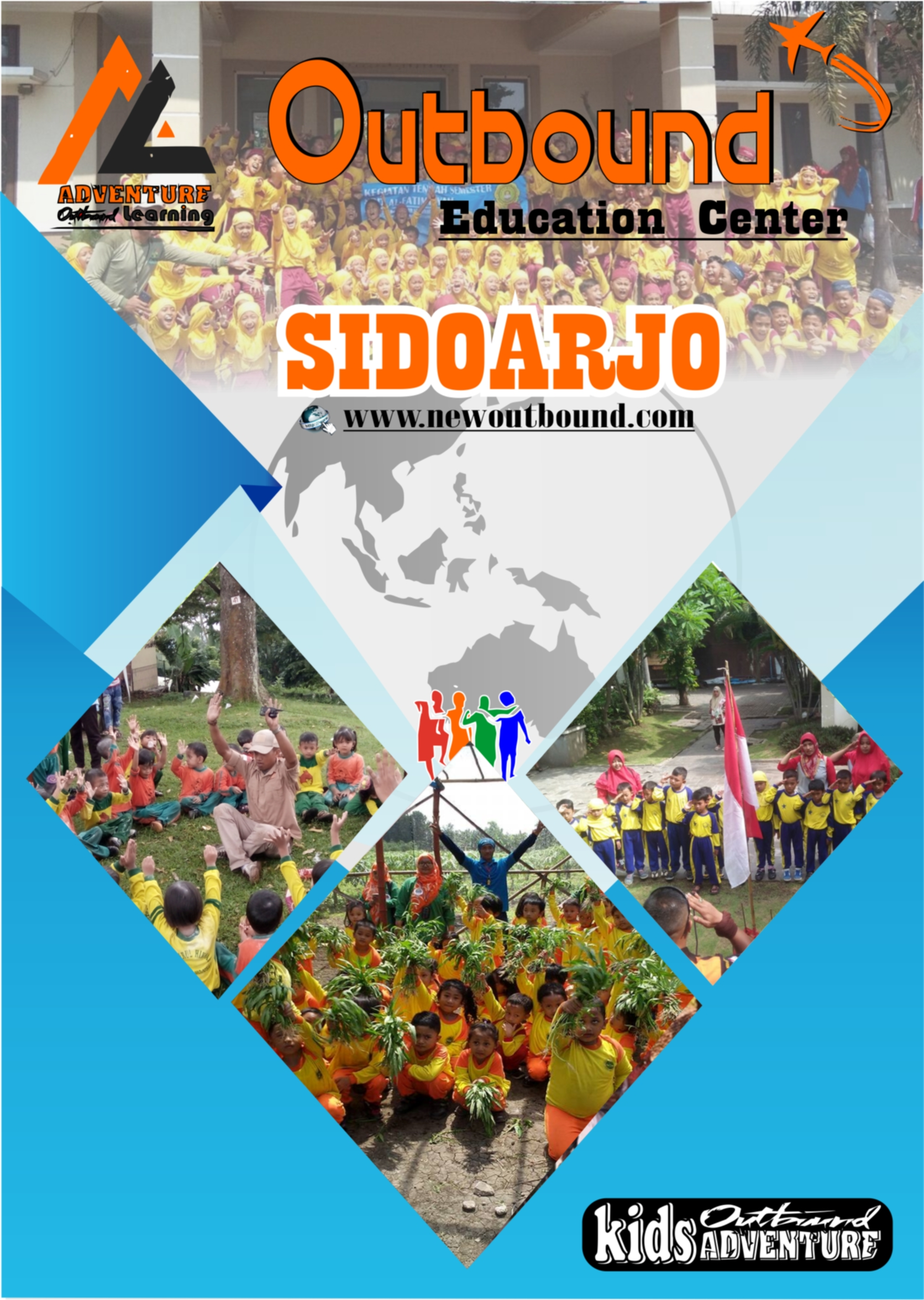 outbound edukasi anak