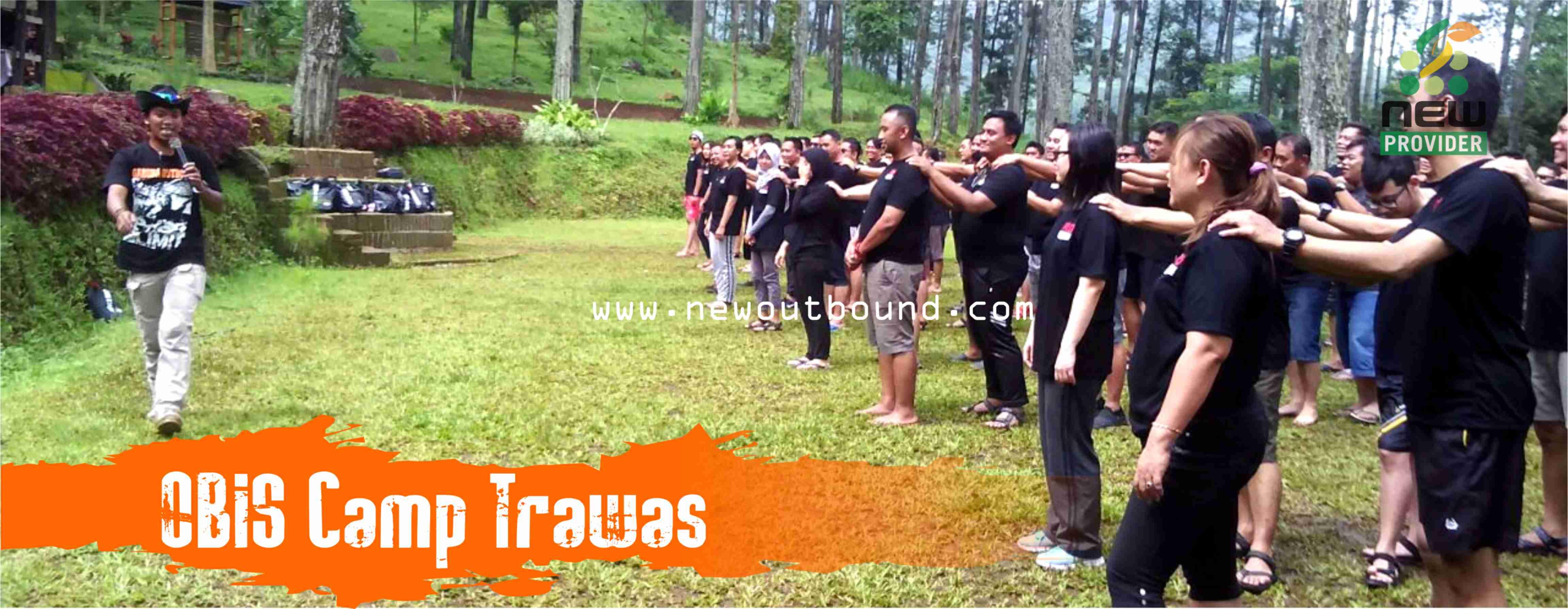 obis camp trawas