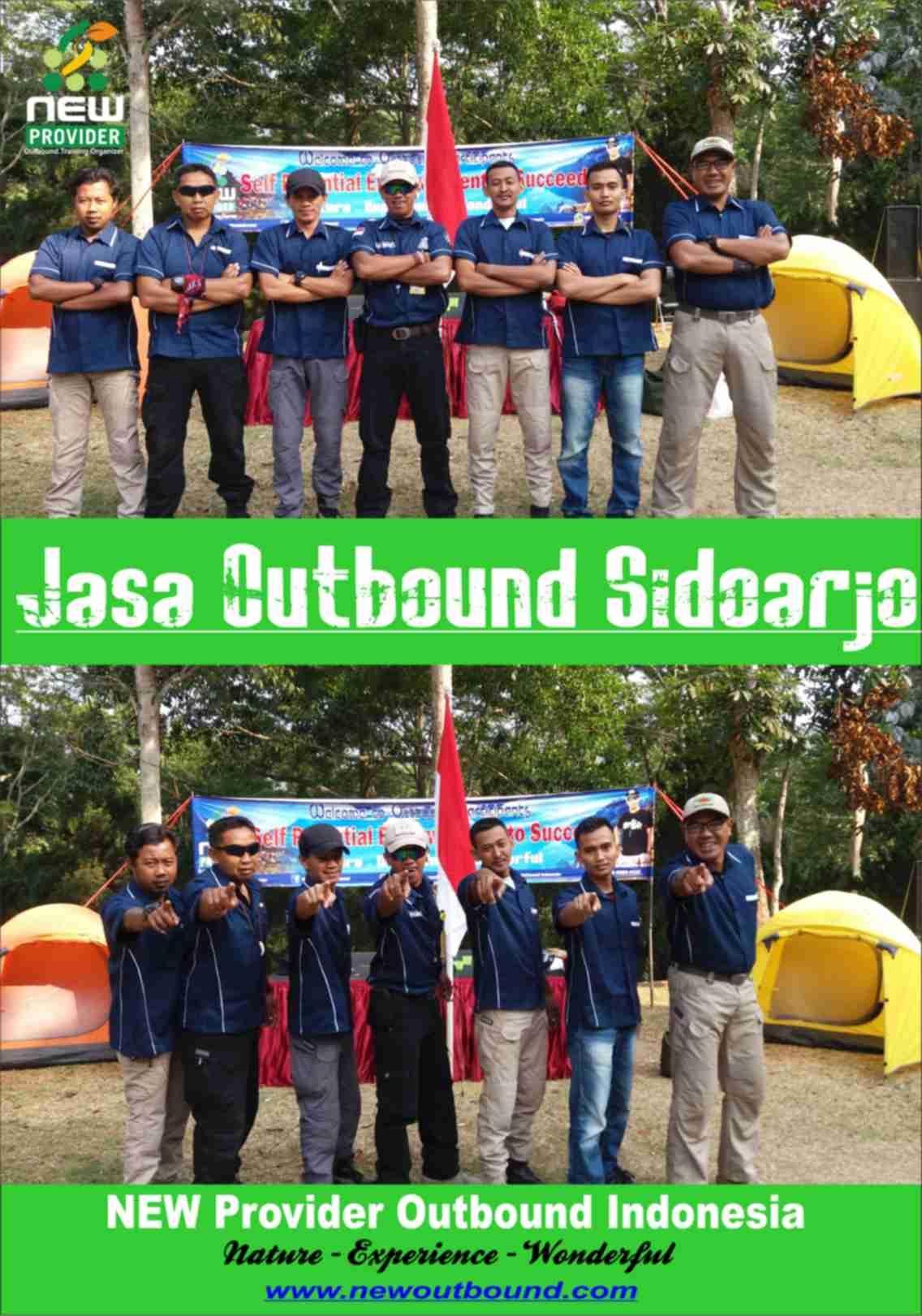 jasa outbound sidoarjo