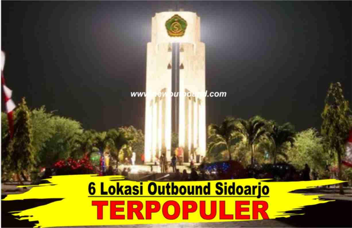 lokasi outbound sidoarjo