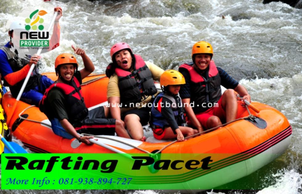 Rafting Pacet