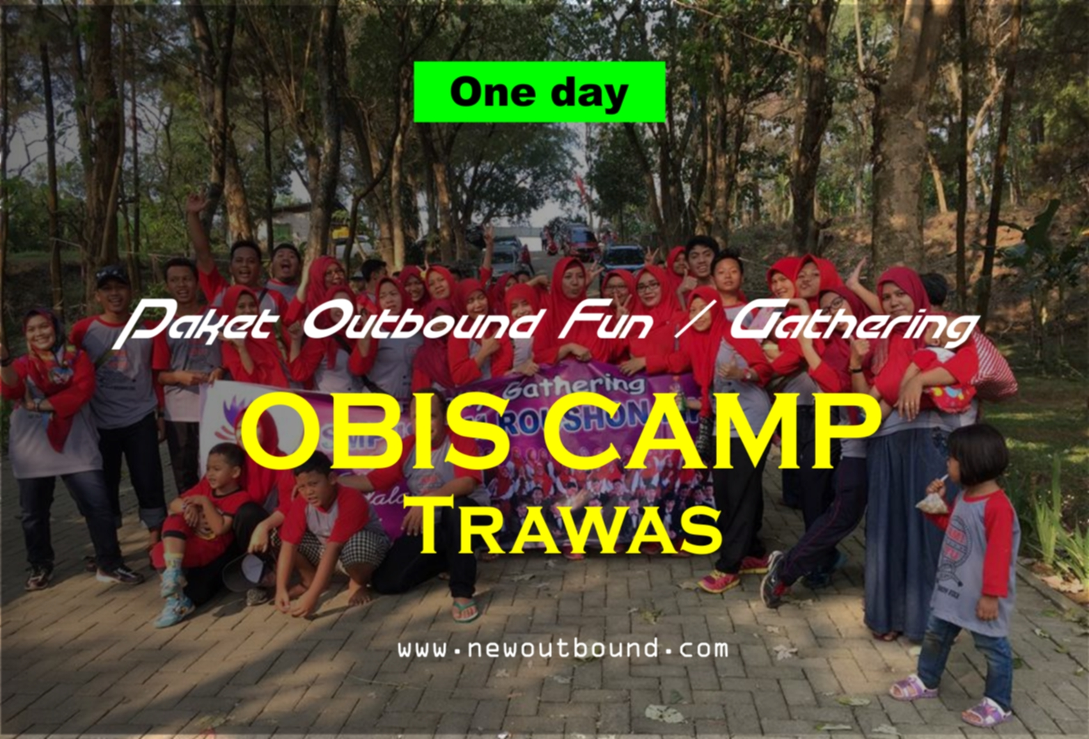 Paket Outbound Trawas