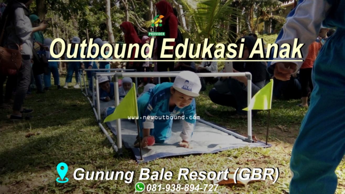 Outbound Anak Trawas