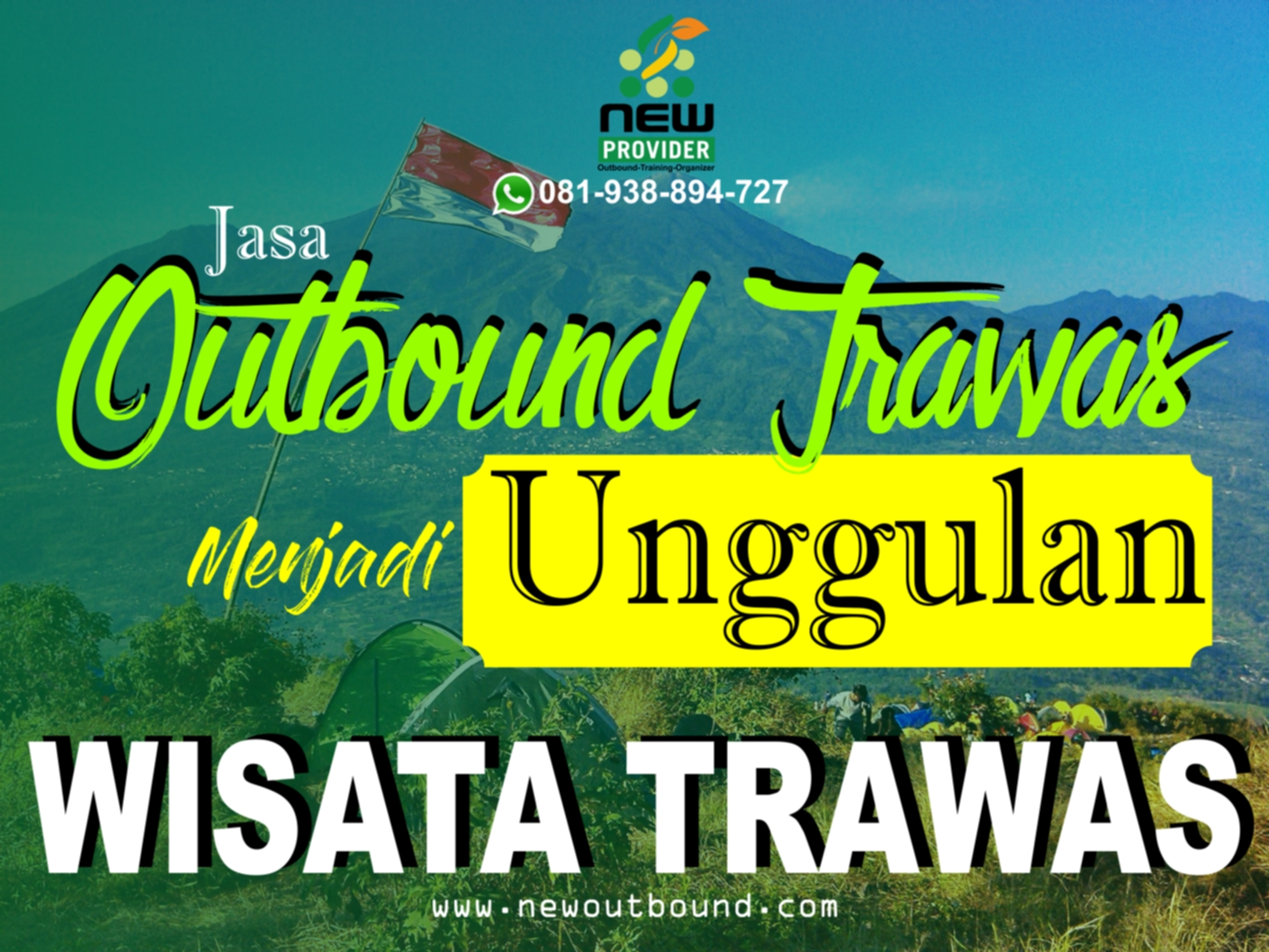 jasa outbound trawas