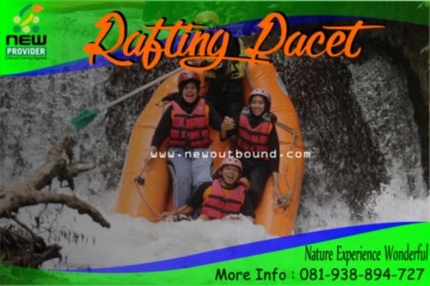 Rafting Pacet Mojokerto