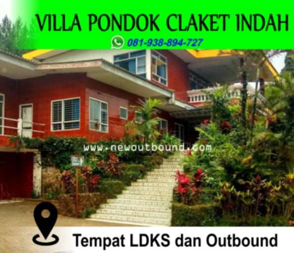 Villa Pondok Claket Indah