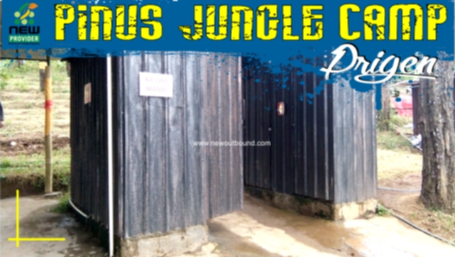Pinus Jungle Camp Prigen