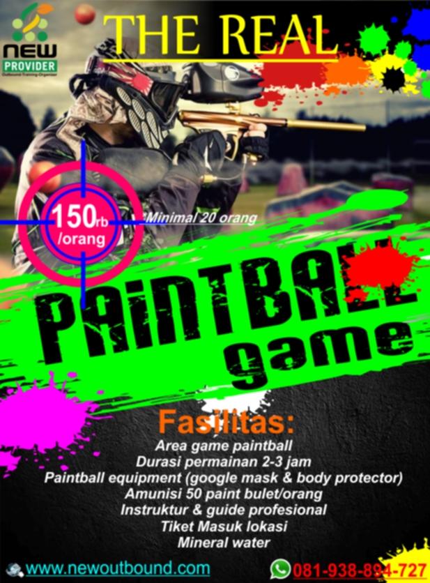 Paintball Sidoarjo