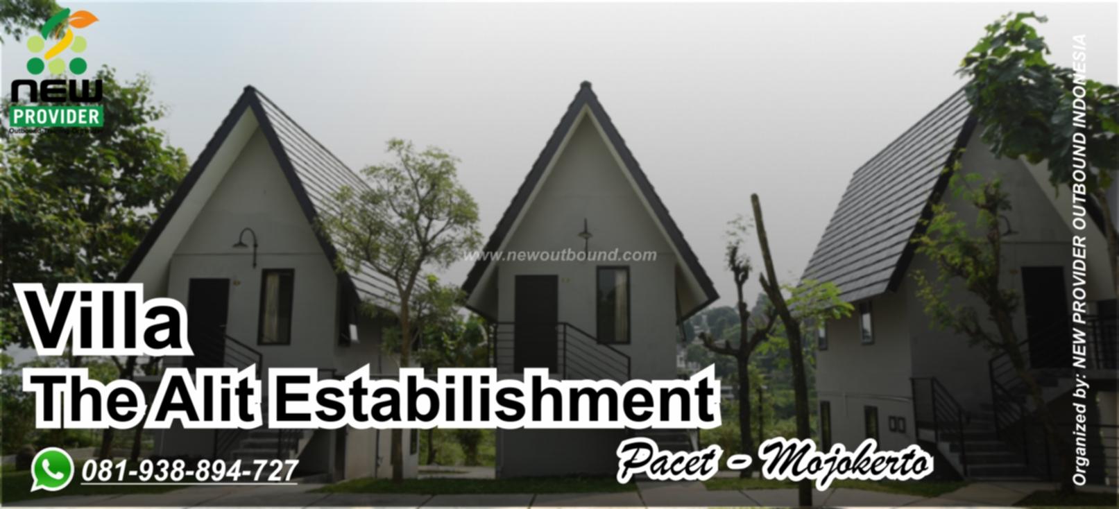 Villa Alit Pacet