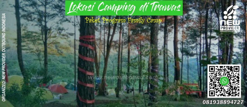 Camping di Trawas